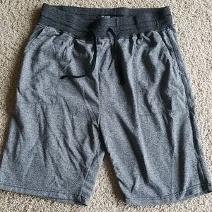 Dark Gray Shorts